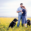 Brenham-Engagement-Wildflowers-Dogs-C-Baron-Photo-001