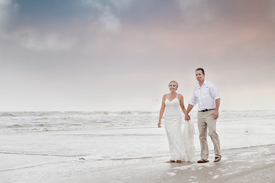 Gorgeous Beachside wedding in Galveston County
