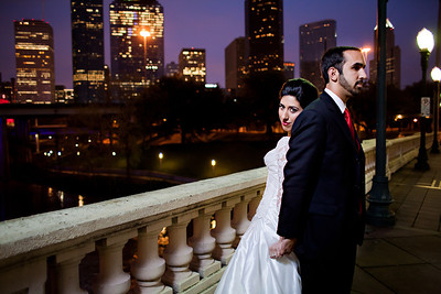 Houston-Wedding-First-Look-Downtown-Skyline-Nighttime-South-Asian-C-Baron-Photo-002