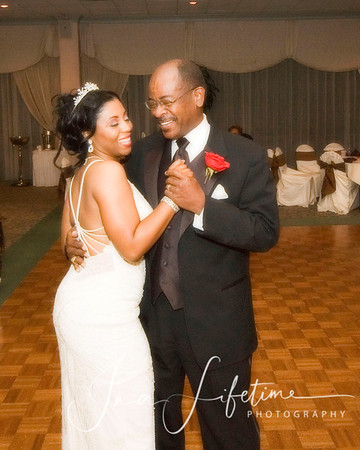 Cooley-Jefferson Wedding