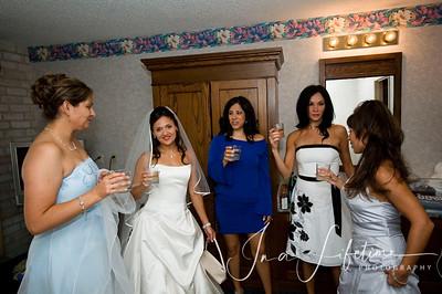 King's Crossing Country Club Wedding reception