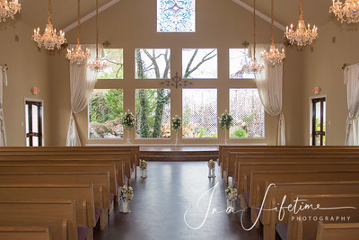 Heather's Glen Wedding Chapel Photos