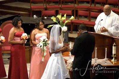Joseph and Diana Carr Wedding
