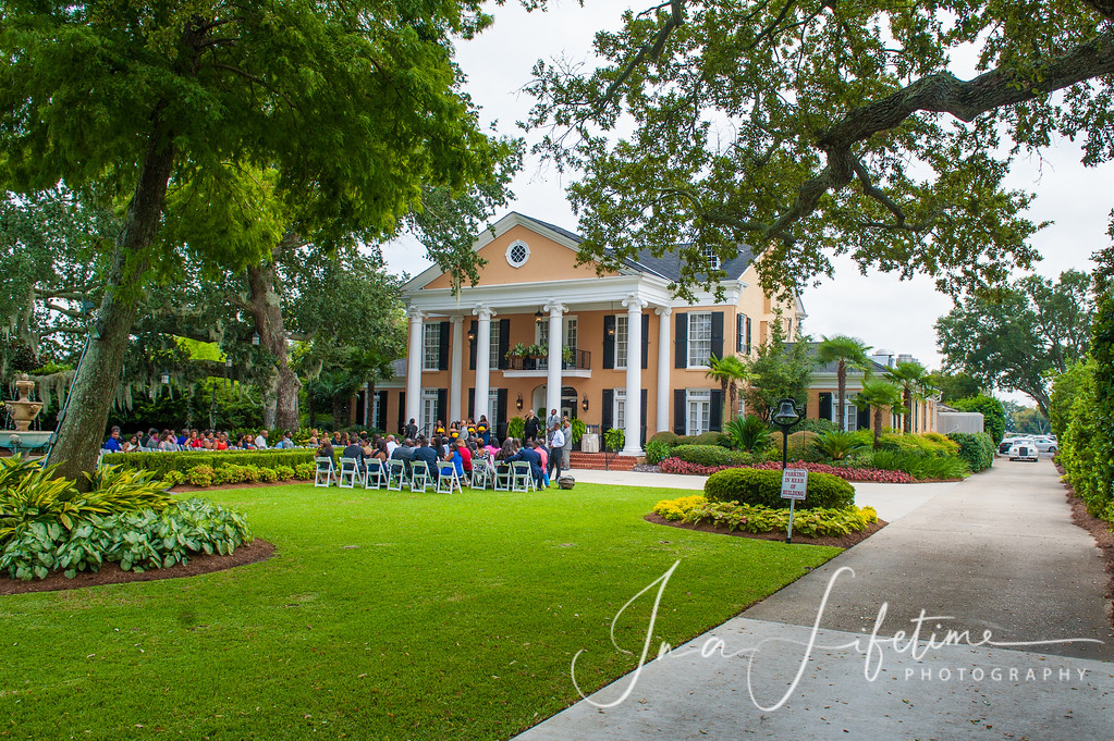 Southern Oaks PLantation wedding venue