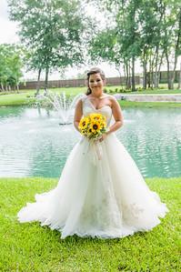 Bridal photos at Stonebrook wedding venue