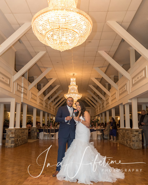 Do not hire a cheap wedding photographer - Spring Chateau Wedding reception