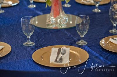 Spring Chateau Wedding Photos