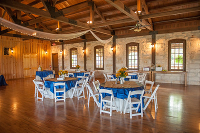 Pecan Springs Wedding venue photos