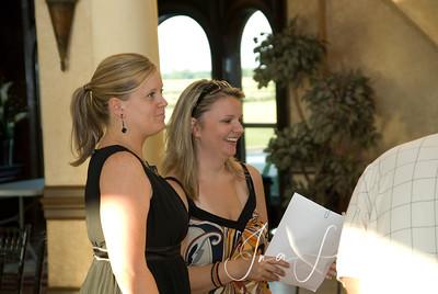 Wedding photos at the Tuscany Villa