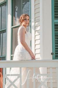 Vintage Galveston Island wedding pictures