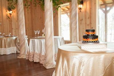 Woodlands/Magnolia wedding photos