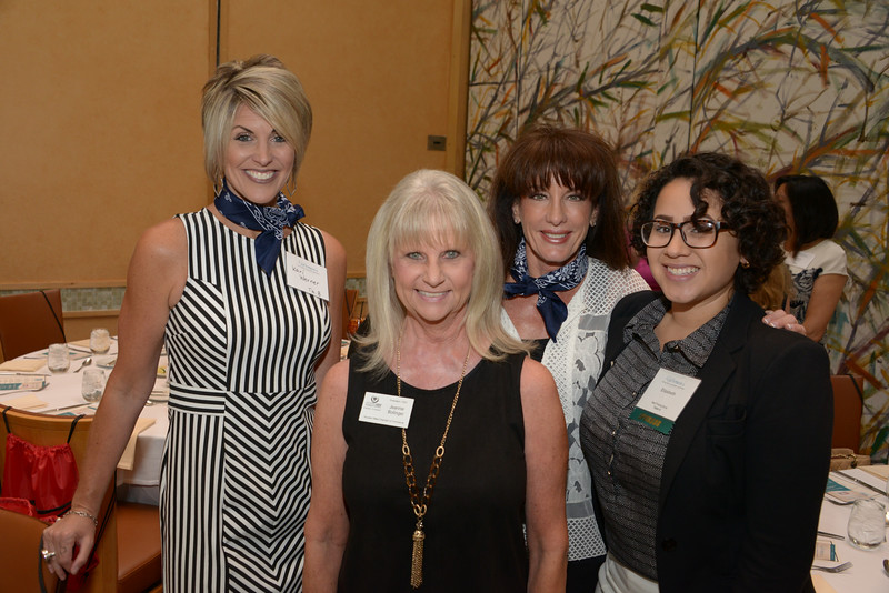 Houston West Chamber of Commerce Women's Excellence in Business Luncheon March 2017