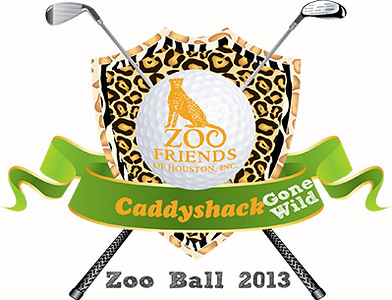 Zoo Ball 2013 - Caddyshack Gone Wild!