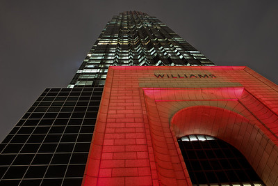 Williams Tower Red 2