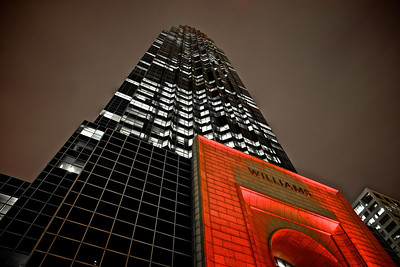 Williams Tower Red 1