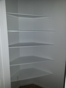 First part of pantry