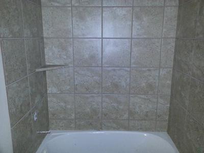 Grandparents tub/shower
