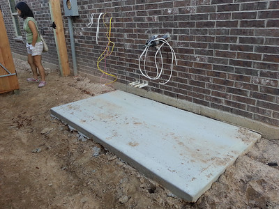 pad for 2 AC Compressors