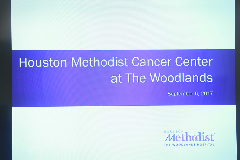 HOUSTON METHODIST THE WOODLANDS CANCER CENTER