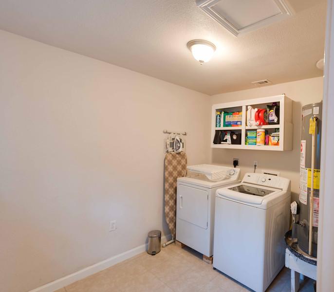 Laundry/Utility room.