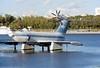 A-90 Orlyonok (Eaglet) ekranoplane, Moscow, 29 August 2015 2.