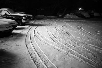 Tire Tracks–––Stroudsburg, PA