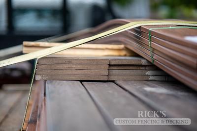 Armadillo Decking Install