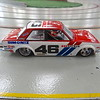 This is a Revell 1/24 model kit body based on the actual 1/1 race car driven by John Morton (early 70's) in the under 2.5 liter Trans Am races.