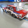The Trans Am rules for the under 2.5 liter class were changed to basically eliminate the 510 from dominating the class. However the legend of the BRM Datsun 510 lives on.