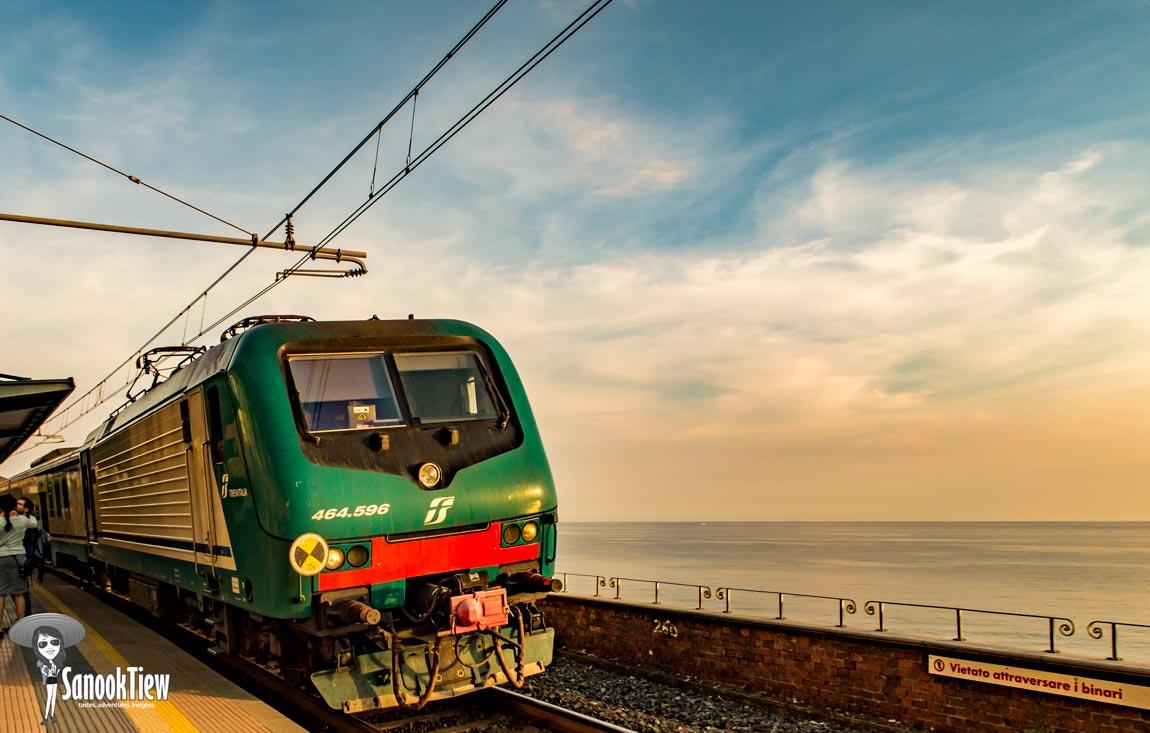 ตั๋วรถไฟยุโรป