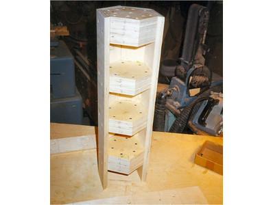 Making The Pedestal, & ASC Table
