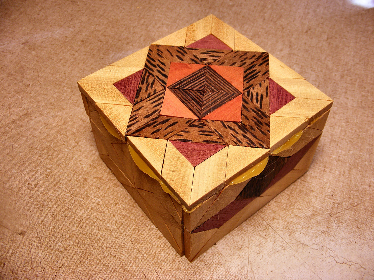 #21 Making a Tiny Sq Box<br /> To the last corner