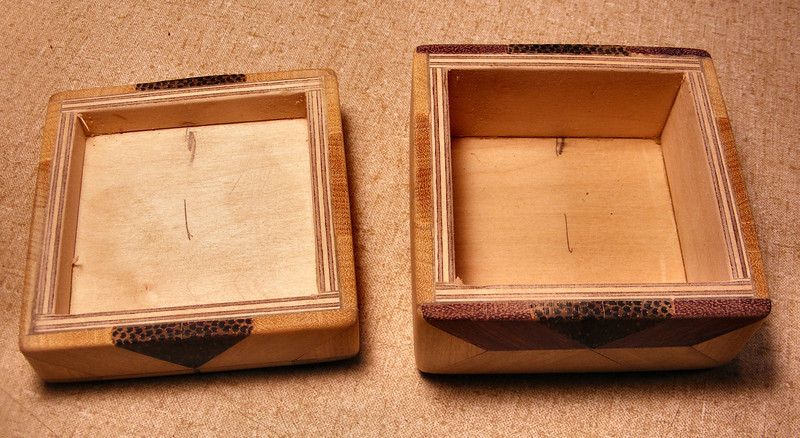 #33 Making a Tiny Sq Box<br /> So it will then look like this.