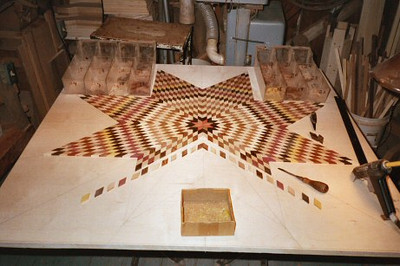 Making the Star Table