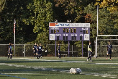 Lions Varsity Soccer vs Long Reach Lightning - Oct 13, 2016