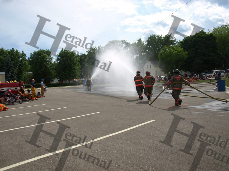 GND Firemen's waterball tournament