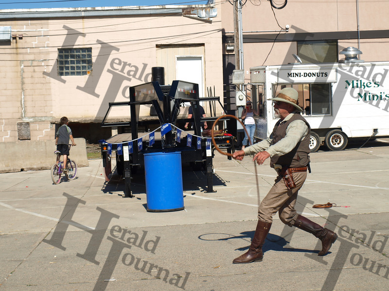GND Old West shoot-out