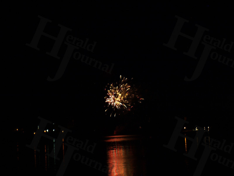 GND fireworks