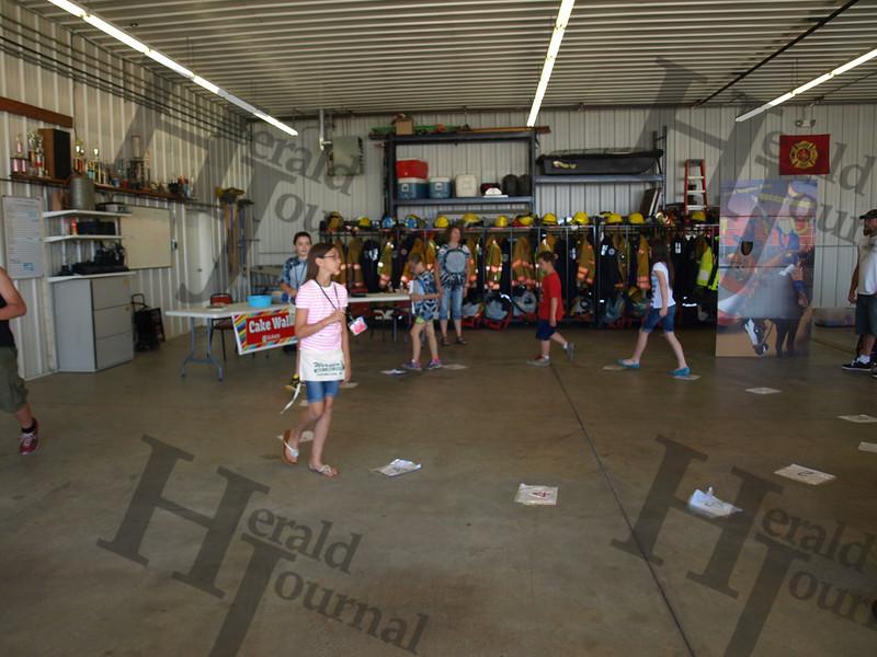 GND kid's carnival cake walk