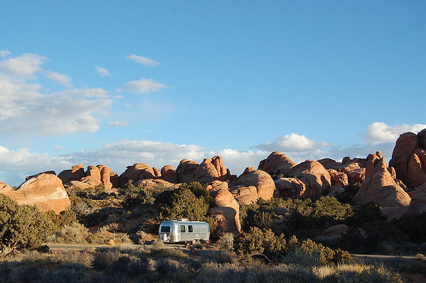 Boondocking Campsites