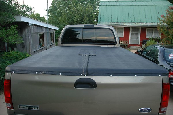 Ford F450 (Including Truck Bed Cover)