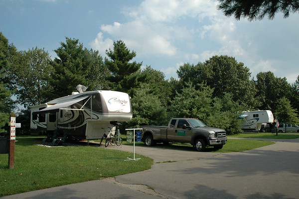 Journal Site 33: Kentucky Horse Park, Lexington, KY - July 24, 2006