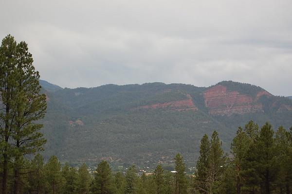 Journal Site 71:  Bar D Chuckwagon - Durango, Colorado - July 5, 2007