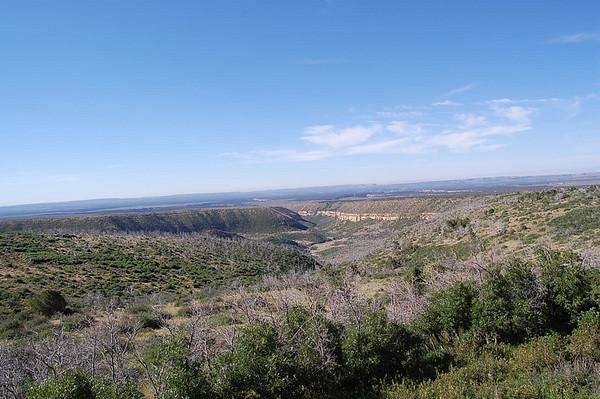Journal Site 71:  Mesa Verde National Park - Mancos, Colorado - June 26, 2007