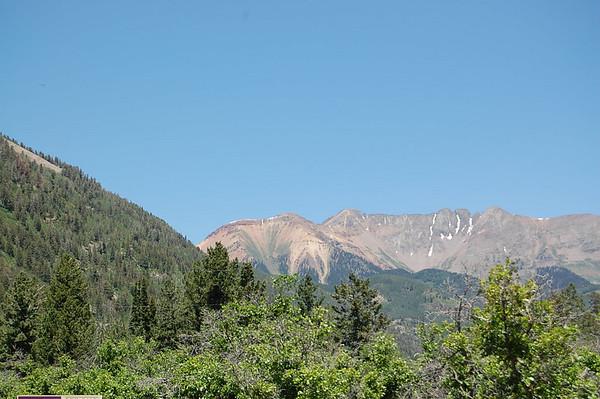 Journal Site 71: San Juan National Forest, Mancos, Colorado - July 3, 2007