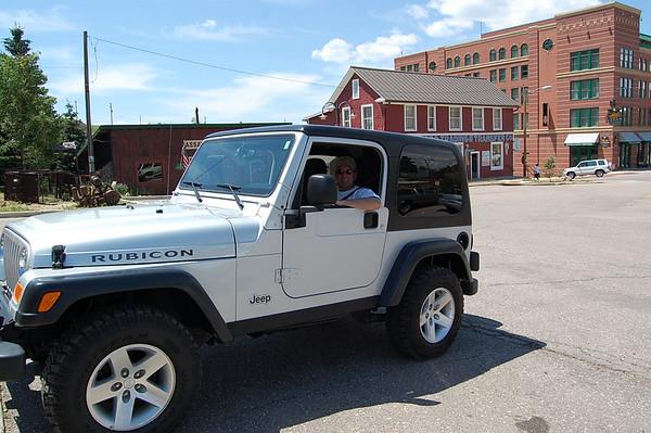 Journal Site 73:  Gold Belt Driving Tour, Cripple Creek, Colorado - July 17, 2007