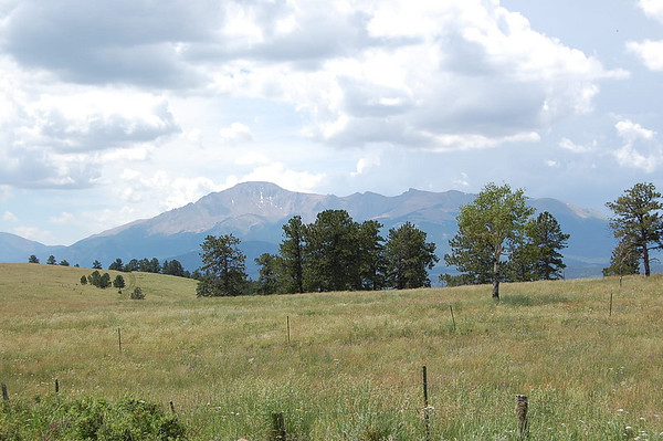 Journal Site 73:  Offroading Rampart Range, Woodland Park, Colorado - July 25, 2007
