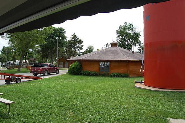 Journal Site 102:  ABC Campground, Branson, Missouri - June 6 - 7, 2008