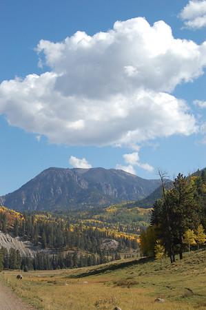 Journal Site 107:  Alpine Loop Trip, Colorado - October 1 - 5, 2008