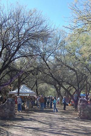 Journal Site 112:  Cascabel Christmas Festival, Cascabel, AZ - December 6, 2008